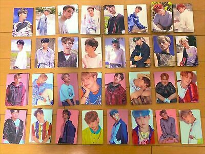 ATEEZ ATINY ONE TO ALL TREASURE EP.3 All MEMBER Wave Illusion photo card