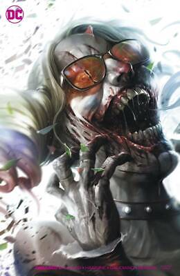 DCEASED #5 (OF 6) Card Stock Variant Francesco Mattina DC COMICS 10/2/2019 EB78