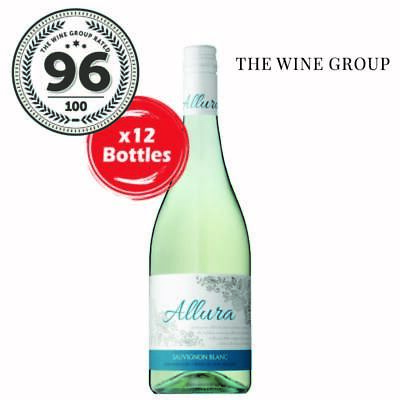 2019 Allura Marlborough Sauvignon Blanc (12 Bottles)