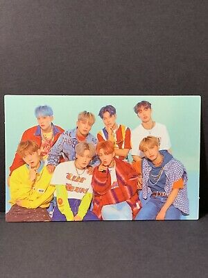 ATEEZ Group Photocard - Treasure EP.3 One To All [Illusion Ver.]