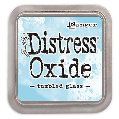 Tim Holtz Distress Oxide Ink Pad - TUMBLED GLASS