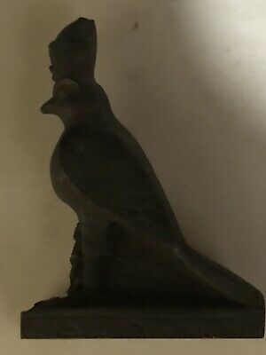 Rare Large Ancient Egyptian Horus (c.2400-2300)