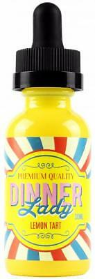 DINNER LADY Liquid Summer Holidays Lemon Tart Nikotin (Grundpreis 35,78€/100ml)