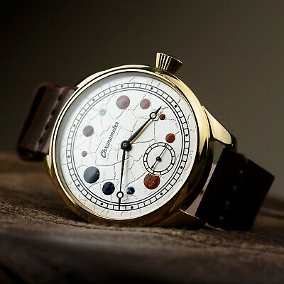 Pre-Order Mens vintage luxury watch Chronometer Watch exclusive marriage rare