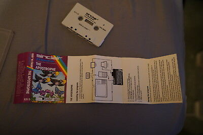 Sinclair ZX Spectrum - Sinclair Research - The Apostrophe  - Free UK Postage
