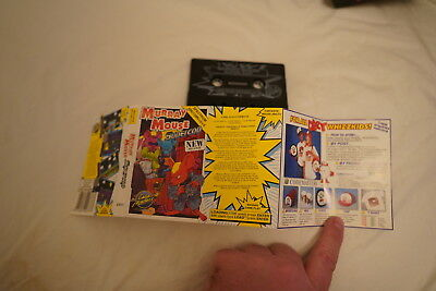 Sinclair ZX Spectrum Codemaster Murray Mouse Supercop - Free UK Postage