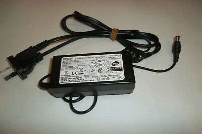 Ac Adapter Power Supply Charger Epson  A411E