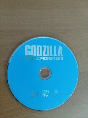 Godzilla King Of The Monsters Dvd 2019