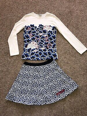Kenzo Girl Outfit Age 10 / 12