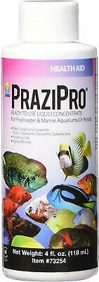 Hikari Prazipro 4 Oz Safest Parasite Treatment On The Market. Free Ship To Usa