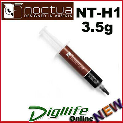 Noctua NT-H1 3.5g Thermal Compound for CPU heatsink Thermal Grease, No Box