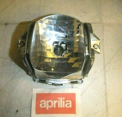 Aprilia Sr 50 Sr50 H2O Scooter Rear Brake Light Back Light Assembly 2004 - 2009