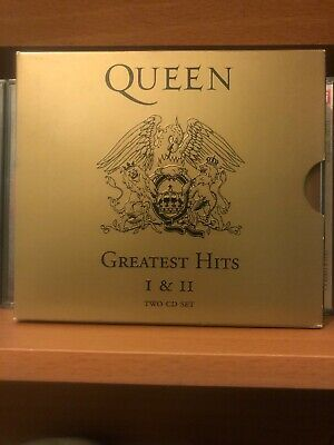 Queen Greatest Hits 1 & 2 Fat Box 2 CD