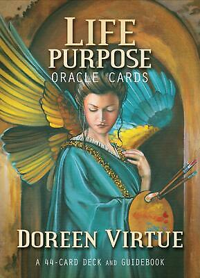 Life Purpose Oracle Cards New Thought Tarot Doreen's work by Doreen Virtue Cards