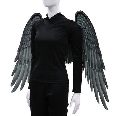 Large Angel Wings Fairy Feather Performanc Costume Party Halloween Cosplay New
