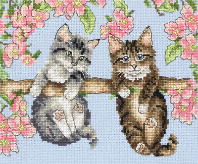 Anchor ~ Counted Cross Stitch Kit ~ Hanging Around ~ PCE0503