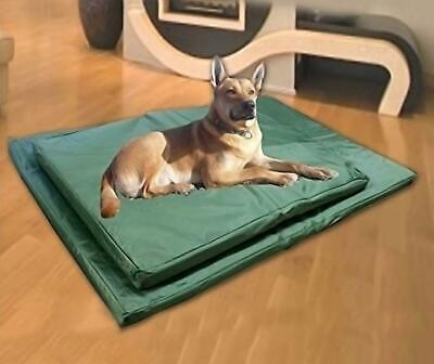 Dog Sleeping Bed Waterproof Soft Warm Pet Mattress Large Washable Mat for Puppy