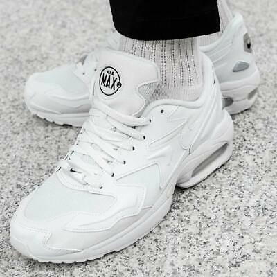 NIKE AIR MAX 2 Light Off White Sneaker chaussures hommes