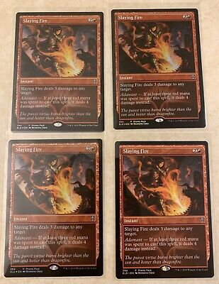 Throne of Eldraine  Presale MTG Flaxen Intruder  X4   Magic Uncommon
