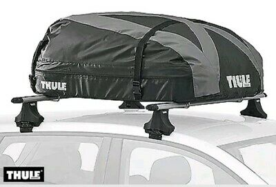 Genuine Thule Ranger 90 280 Litre Universal Foldable Roof Box Roof Space Saving