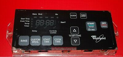 Whirlpool Oven Electronic Control Board - Part # 9761127, 6610464