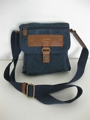 Camel Active Bag Schulter Blogger Tasche Canvas Crossbody Y7ygvf6b