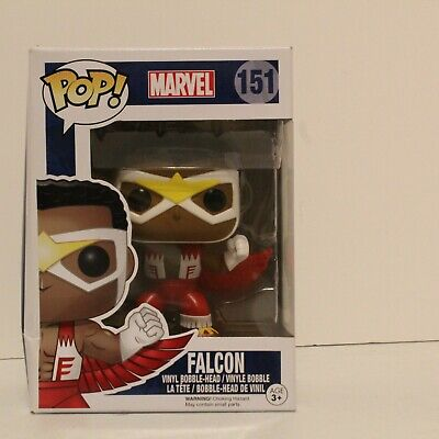 Pop Marvel Falcon #151 Vinyl Figure Funko NEW!!!