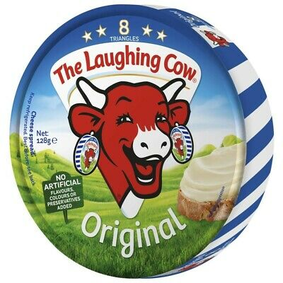 The Laughing Cow Cheese Spread 128g