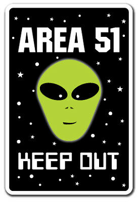 """Large UFO Space Galaxy ET Roswell Green Alien Skull Head Wall Decor Plaque 13/""""H"""