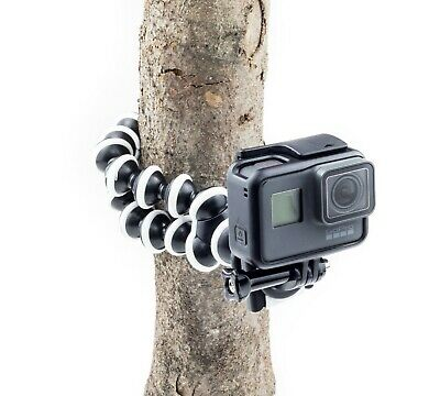 For GoPro Hero 7 6 5 4 3 Action Cam Go Pro Octopus Flexible Tripod Stand AU