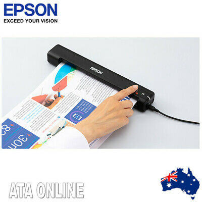 Epson Workforce ES50 Portable Document Scanner with Full Warranty