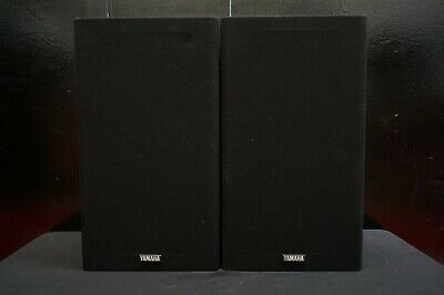 Yamaha NS-10M Pro 80's Studio Monitor Speaker Pair SN: 110123 A & B