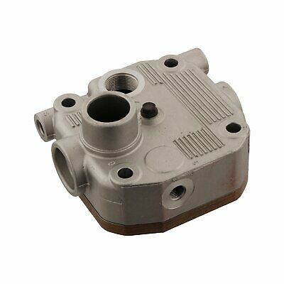 In Vertical Position On The Brake Compressor Cylinder Head Fits Merce Febi 28476