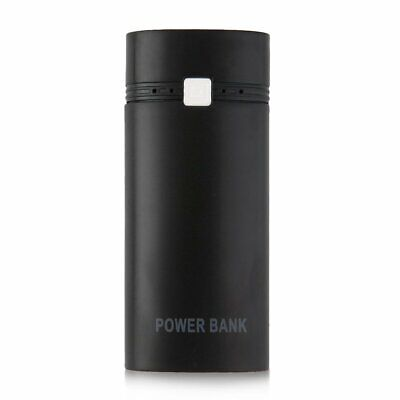 Portable USB Power Bank Case DIY Kit 18650 Mobile Battery Cell Phone Charger #