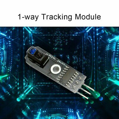 1 Way Tracing Module Smart Car Infrared Tracking Probe Tracing Sensor GH