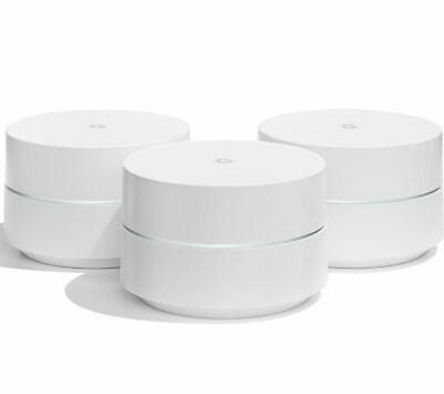 GOOGLE WiFi Whole Home System - Triple Pack