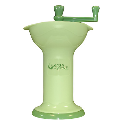 green sprouts Fresh Baby Food Mill | Easily purees food for baby | Seperates &
