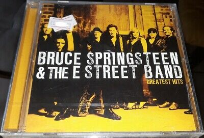 Neuf Scelle Bruce Springsteen And The E Street Band Greatest Hits Cd