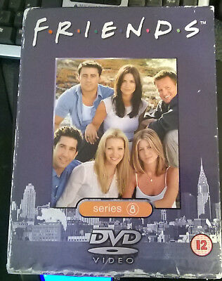 Friends The Complete Series 8 Episodes 1-23