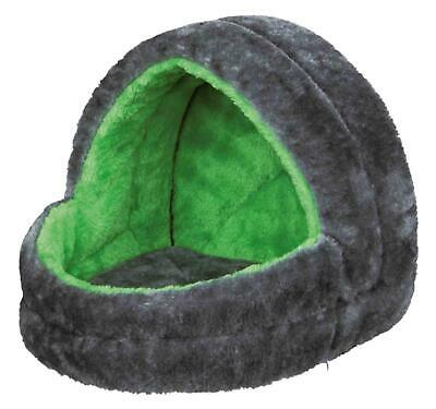 Cuddly Padded Bed with Removable Reversible Cushion Small Animals Guinea Pigs