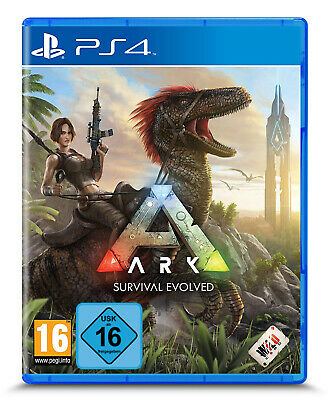 PS4 Ark Survival Evolved NEU&OVP Playstation 4