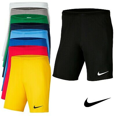 Junior Nike Shorts Boys Girls Bottom Kids Football Gym Sport Age 8 9 10 11 12 13