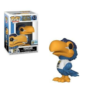 Funko Pop! Ad Icons Toucan #53 SDCC Exclusive RARE AND NEW! SHIPS SAME DAY!