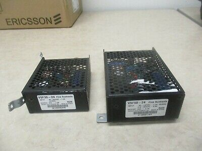 2 Pc Lot: Fine Suntronix Vsf50-24 And Vsf30-24 Power Supplies_Nice Pkg Deal_$~
