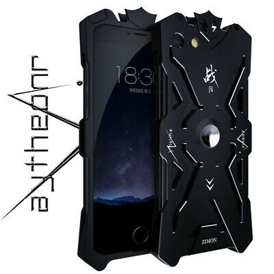 Shockproof Aluminum Metal Magnetic Protection Case Shell fo iPhone 6 6s 7 8 Plus