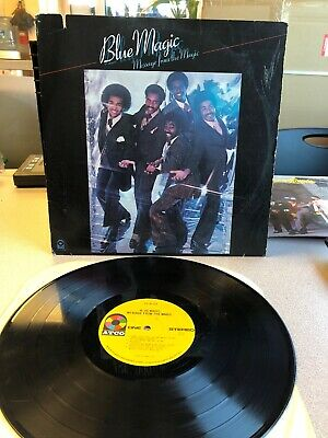 Blue Magic Message From The Magic LP 1978 ATCO Soul Vinyl Record
