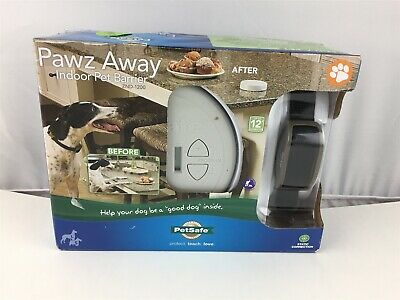PetSafe Pawz Away, Indoor Pet Barriers, Adjustable Range [ZND-1200]