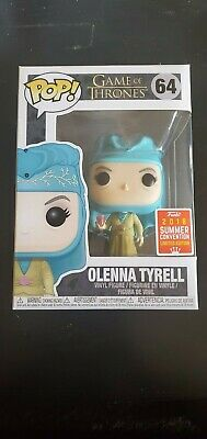 Funko Pop! Game Of Thrones Olenna Tyrell SDCC 2018 Shared Exclusive