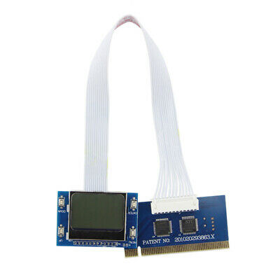 Test Card PCB Computer LCD Screen PCI Analyzer Accessories Tools Diagnostic Mini