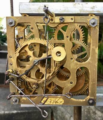 G.K 30 Hour Cuckoo Clock Movement